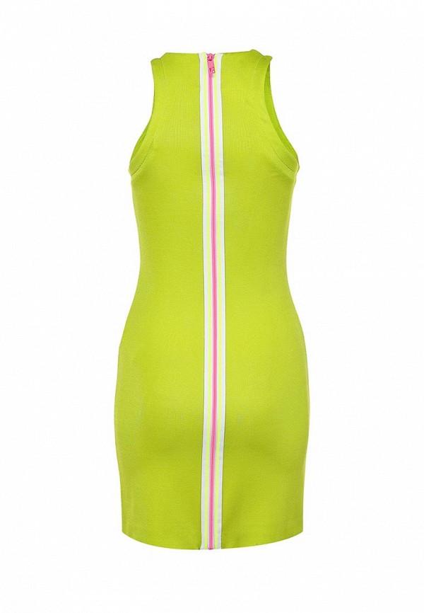 Платье-мини Bikkembergs D1DW3154353P335: изображение 3