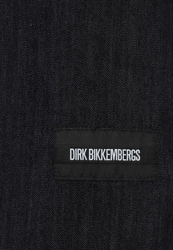 Джинсовая куртка Bikkembergs D1DW208LS38P333: изображение 5