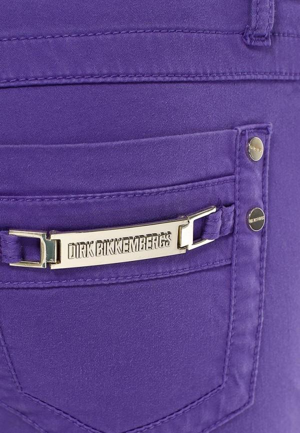 Женские зауженные брюки Bikkembergs D1DW1570860P512: изображение 5