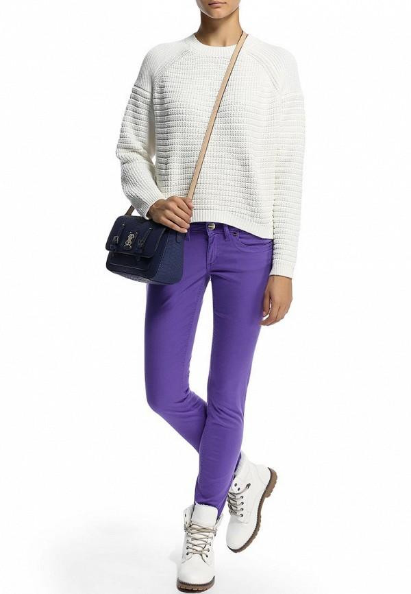 Женские зауженные брюки Bikkembergs D1DW1570860P512: изображение 7