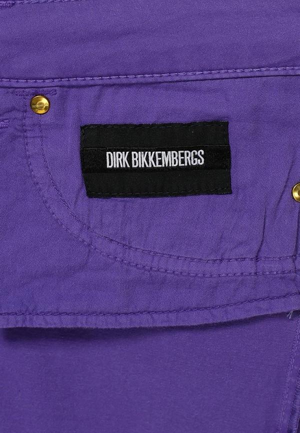 Женские зауженные брюки Bikkembergs D1DW1570860P512: изображение 15