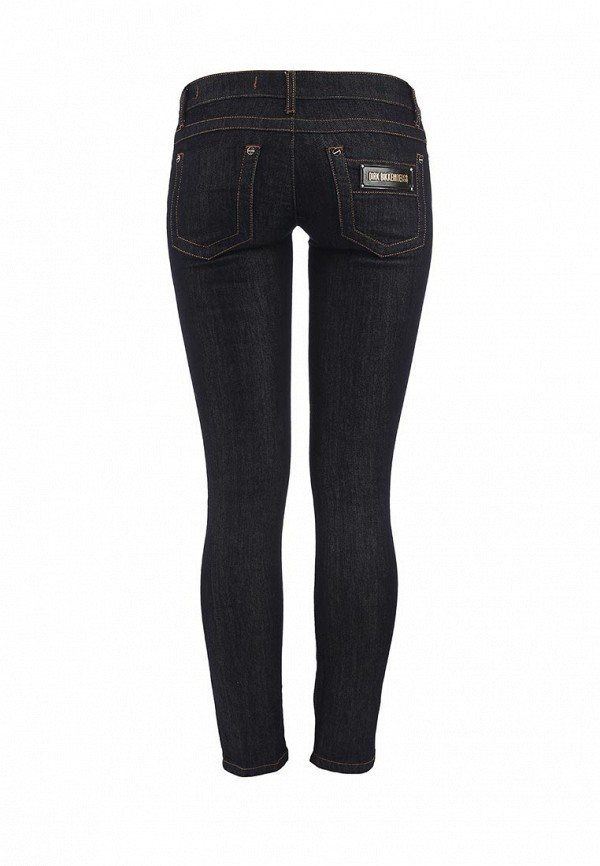 Зауженные джинсы Bikkembergs D1DW156LS38P333: изображение 3