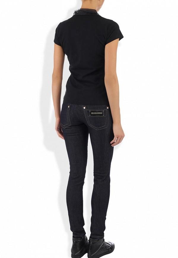 Зауженные джинсы Bikkembergs D1DW156LS38P333: изображение 9