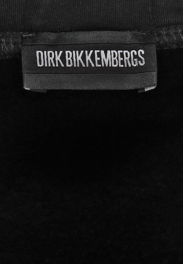 Толстовка Bikkembergs D2DW4460237S999: изображение 4