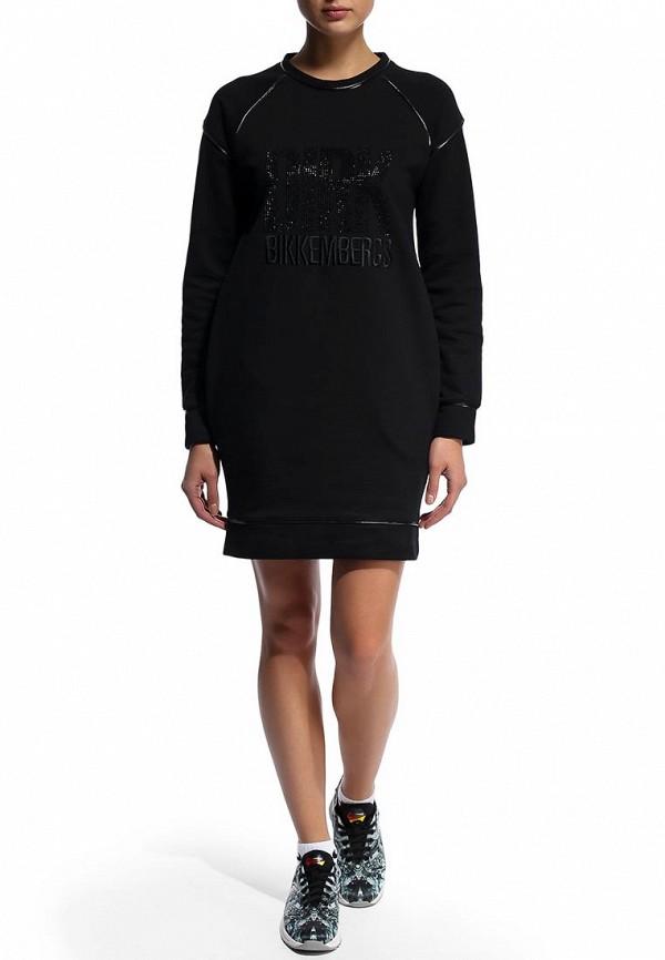 Платье-мини Bikkembergs D2DW4480237S999: изображение 6