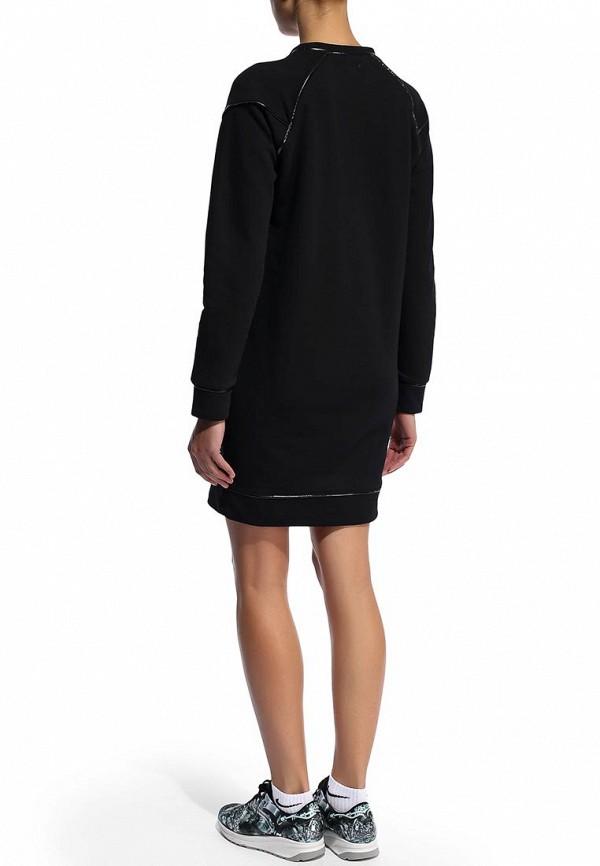 Платье-мини Bikkembergs D2DW4480237S999: изображение 8