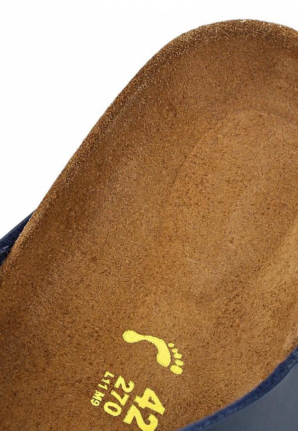 Женские сабо на плоской подошве Birkenstock 51753: изображение 7