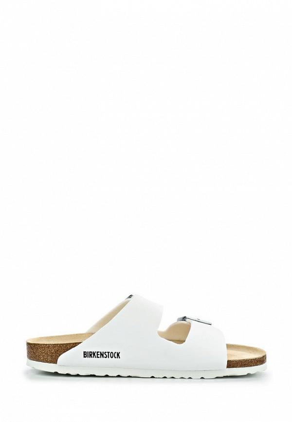 Женские сабо на плоской подошве Birkenstock 51733: изображение 5