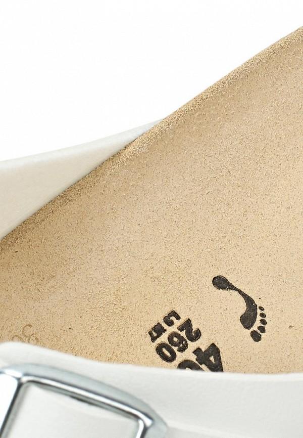 Женские сабо на плоской подошве Birkenstock 51733: изображение 7