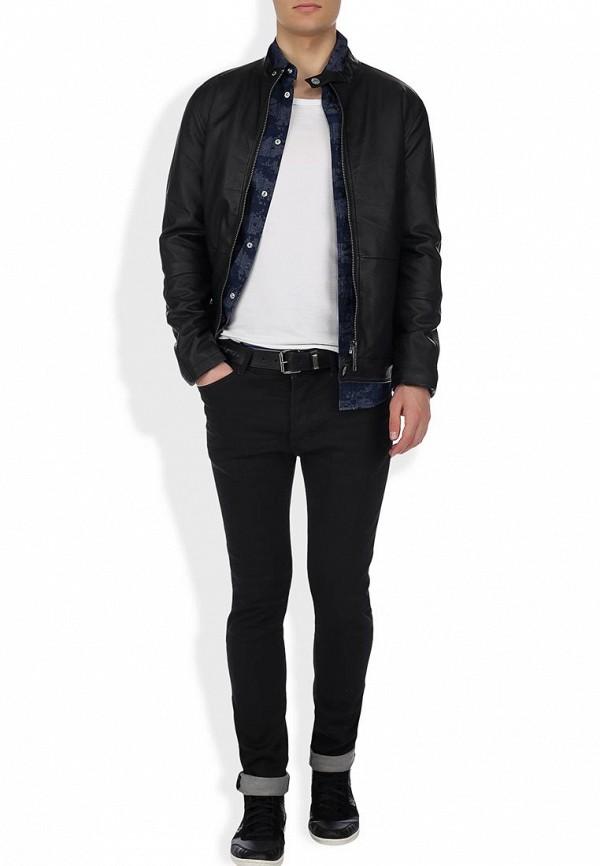 Кожаная куртка Blend (Бленд) 700629: изображение 7