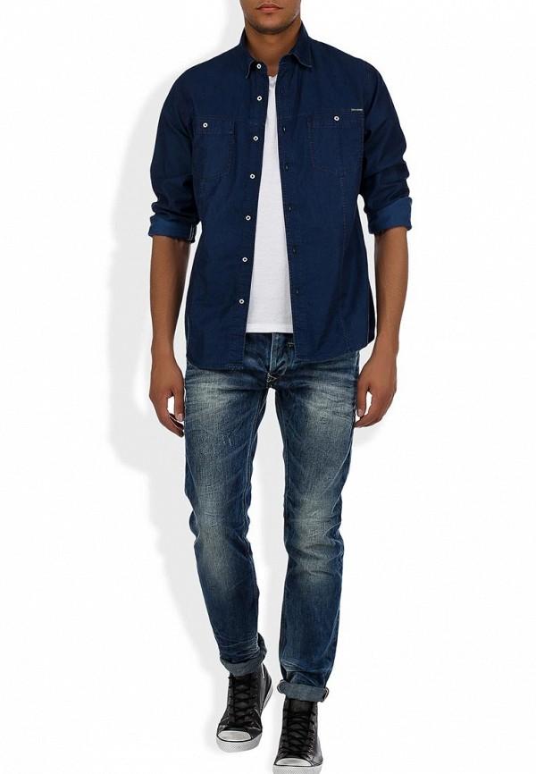 Зауженные джинсы Blend (Бленд) 700642: изображение 8
