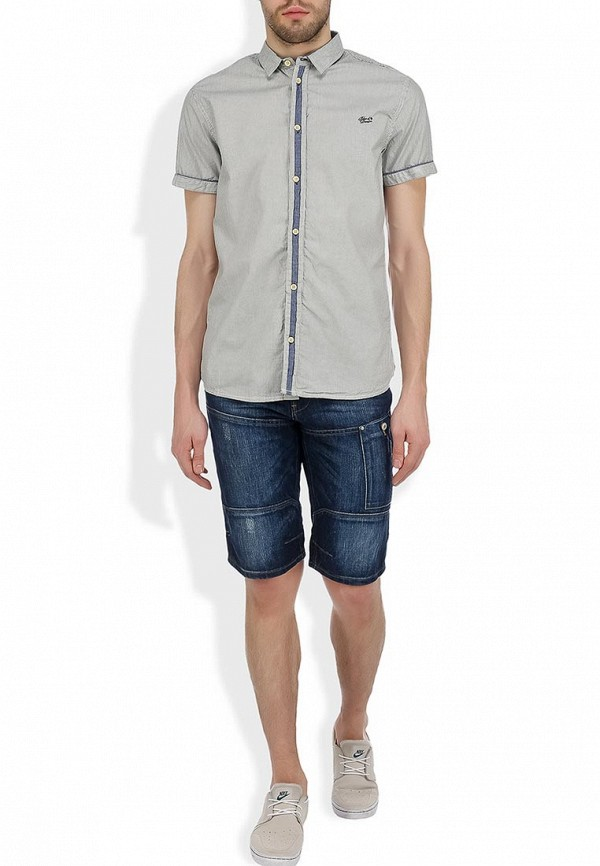 Мужские джинсовые шорты Blend (Бленд) 700649: изображение 7
