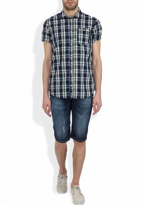 Рубашка с коротким рукавом Blend (Бленд) 701120: изображение 14