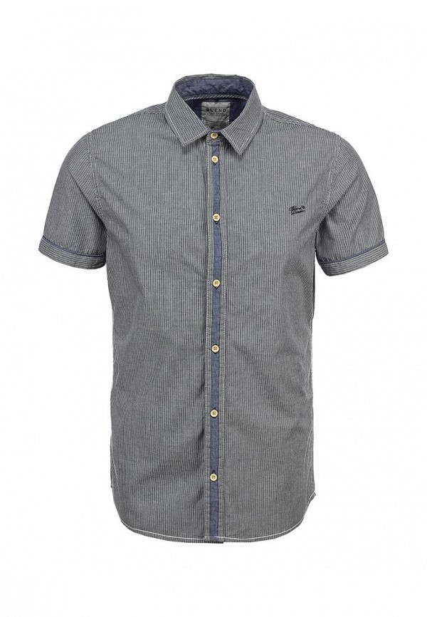 Рубашка с коротким рукавом Blend (Бленд) 700627: изображение 2