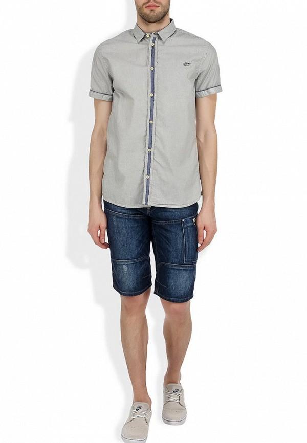 Рубашка с коротким рукавом Blend (Бленд) 700627: изображение 14