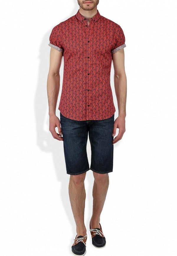 Рубашка с коротким рукавом Blend (Бленд) 701171: изображение 7