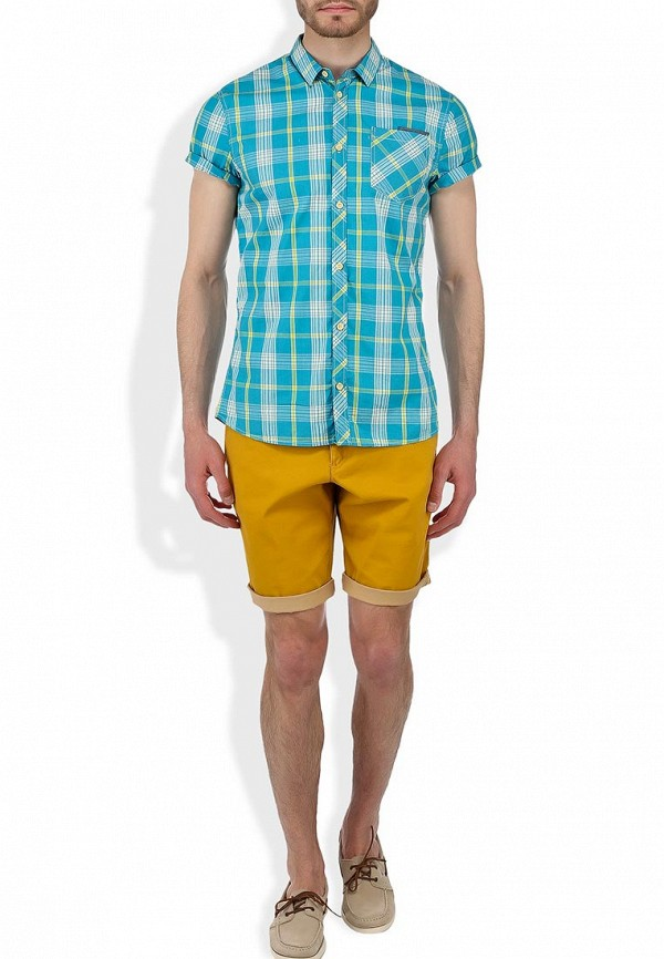 Рубашка с коротким рукавом Blend (Бленд) 701158: изображение 7