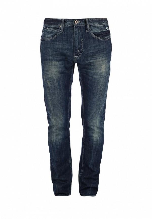 Мужские прямые джинсы Blend (Бленд) 700844: изображение 2