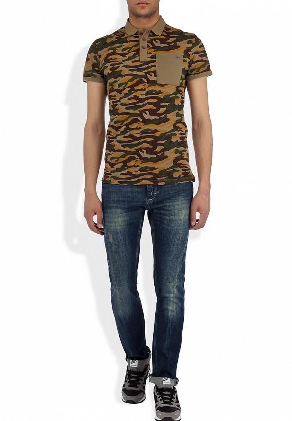 Мужские прямые джинсы Blend (Бленд) 700844: изображение 7