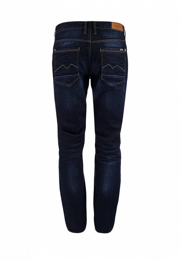Мужские прямые джинсы Blend (Бленд) 701225: изображение 3
