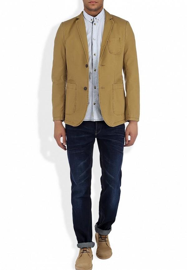 Мужские прямые джинсы Blend (Бленд) 701225: изображение 7