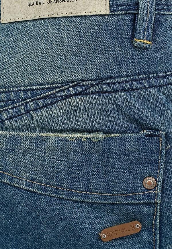 Мужские прямые джинсы Blend (Бленд) 700862: изображение 5