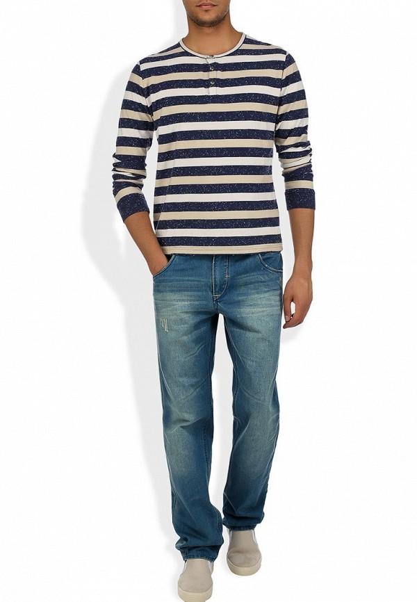 Мужские прямые джинсы Blend (Бленд) 700862: изображение 7