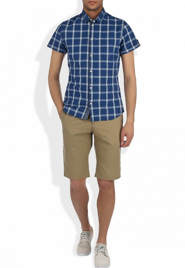 Рубашка с коротким рукавом Blend (Бленд) 700824: изображение 7