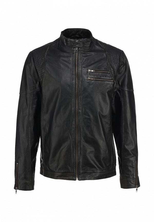Кожаная куртка Blend (Бленд) 701097: изображение 2