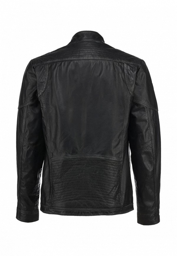 Кожаная куртка Blend (Бленд) 701097: изображение 3