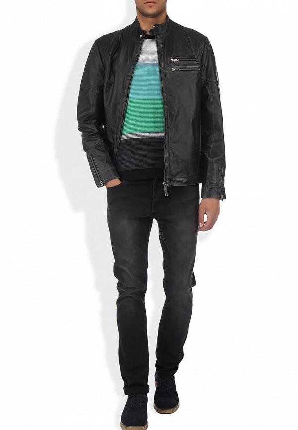 Кожаная куртка Blend (Бленд) 701097: изображение 7