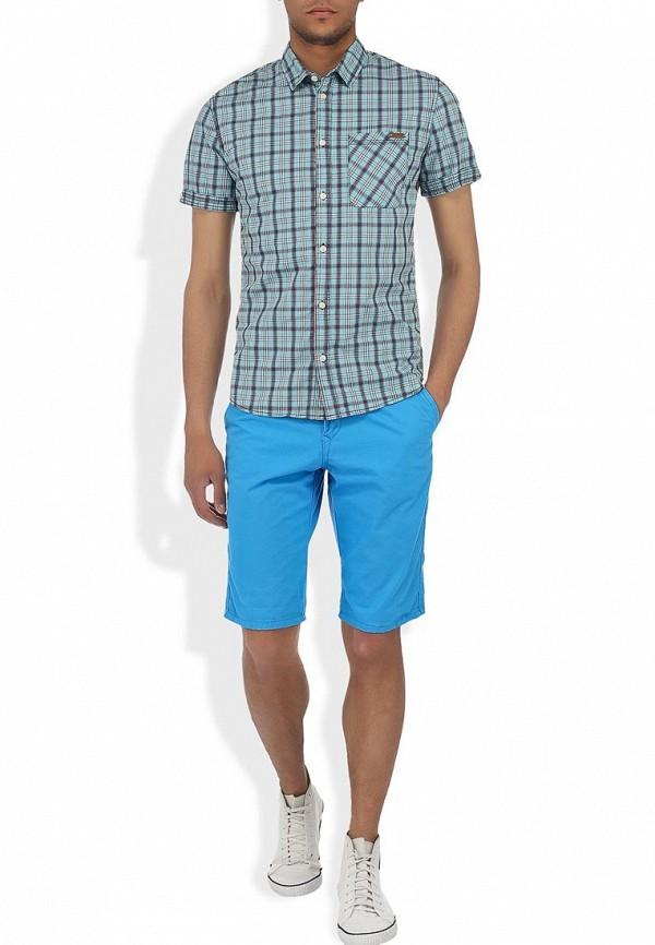Рубашка с коротким рукавом Blend (Бленд) 700821: изображение 7