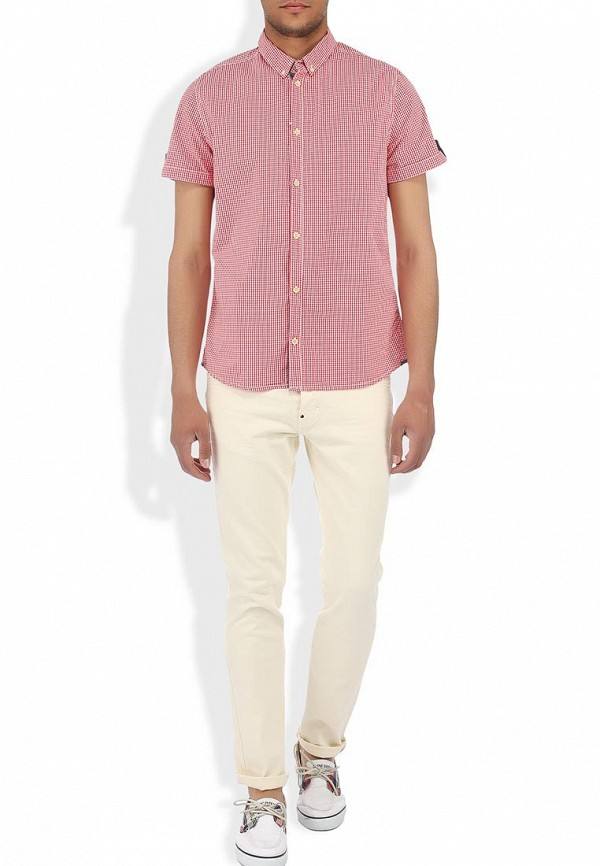 Рубашка с коротким рукавом Blend (Бленд) 701219: изображение 7