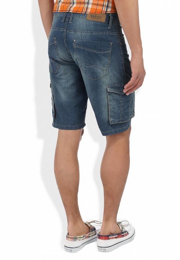 Мужские джинсовые шорты Blend (Бленд) 700852: изображение 9