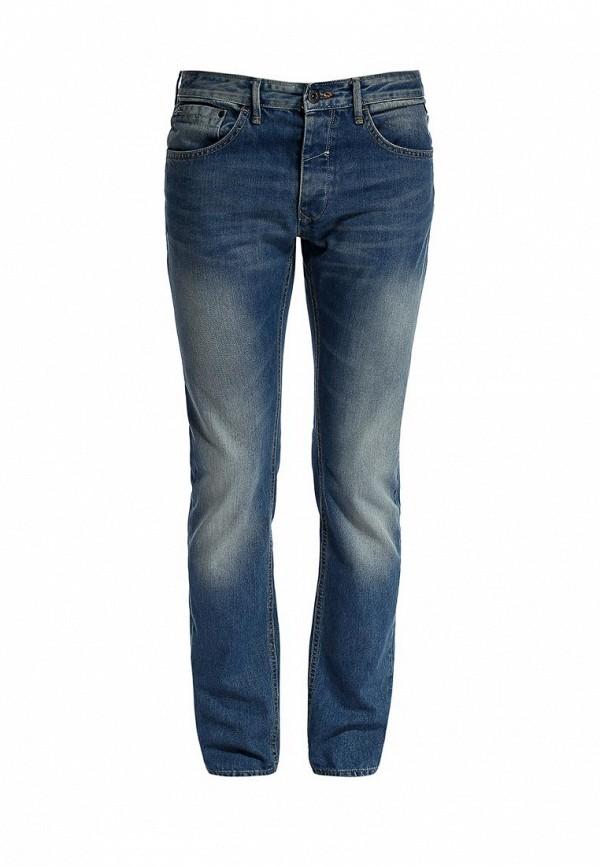 Мужские прямые джинсы Blend (Бленд) 701359: изображение 2