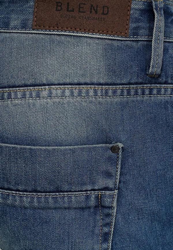 Мужские прямые джинсы Blend (Бленд) 701359: изображение 5