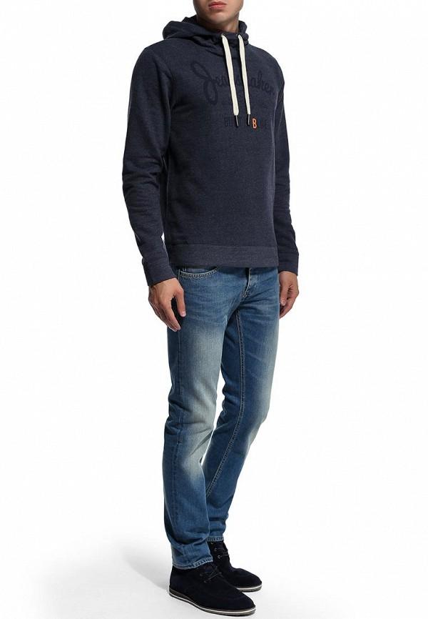 Мужские прямые джинсы Blend (Бленд) 701359: изображение 7