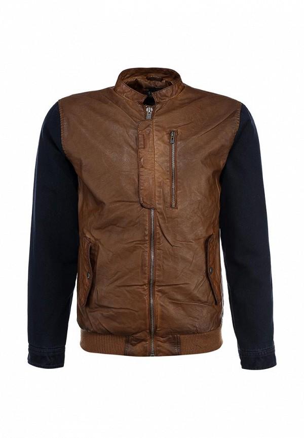Кожаная куртка Blend (Бленд) 701348: изображение 4