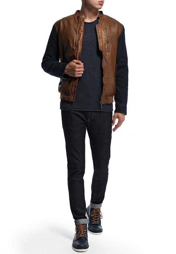 Кожаная куртка Blend (Бленд) 701348: изображение 6