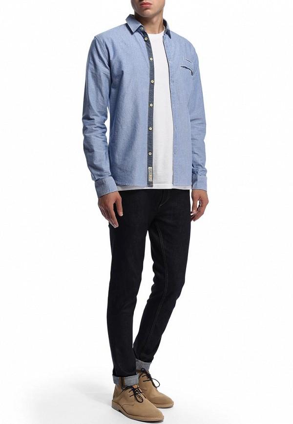 Рубашка с длинным рукавом Blend (Бленд) 701455: изображение 6