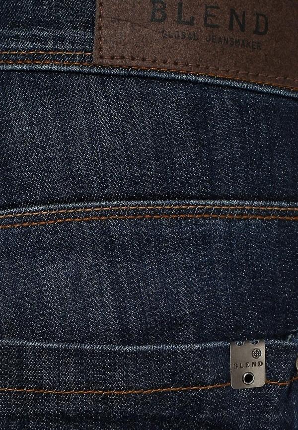 Мужские прямые джинсы Blend (Бленд) 701647: изображение 4