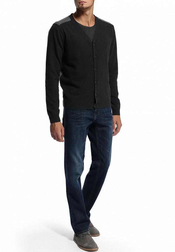 Мужские прямые джинсы Blend (Бленд) 701647: изображение 6