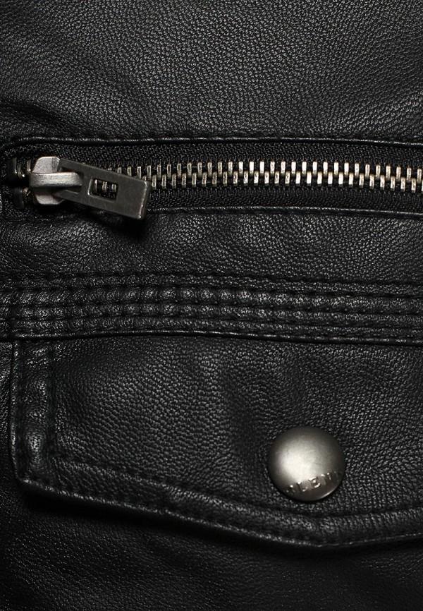 Кожаная куртка Blend (Бленд) 701358: изображение 5