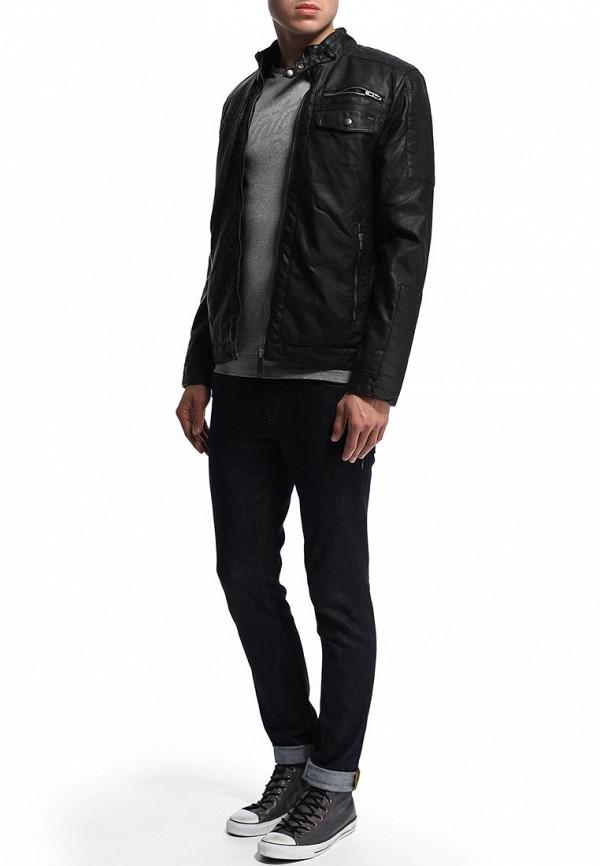 Кожаная куртка Blend (Бленд) 701358: изображение 6