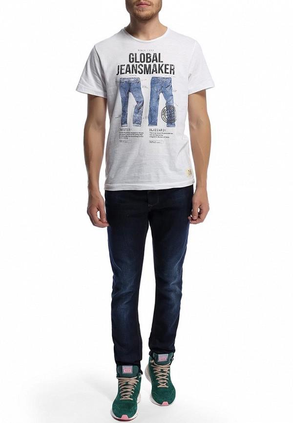 Зауженные джинсы Blend (Бленд) 701517: изображение 6
