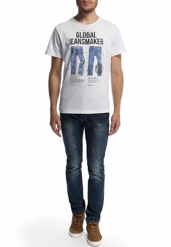 Зауженные джинсы Blend (Бленд) 701506: изображение 7