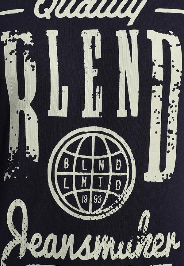 Футболка с надписями Blend (Бленд) 701820: изображение 4