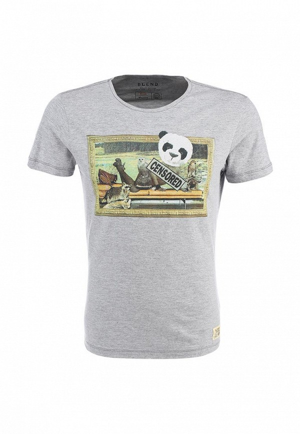 Футболка с фотопринтами Blend (Бленд) 701752: изображение 2