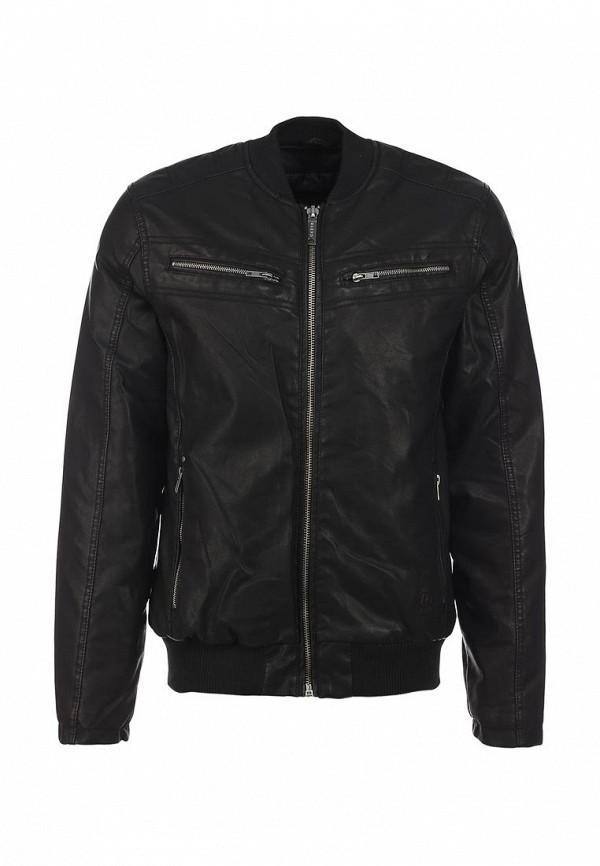 Кожаная куртка Blend (Бленд) 700241: изображение 1