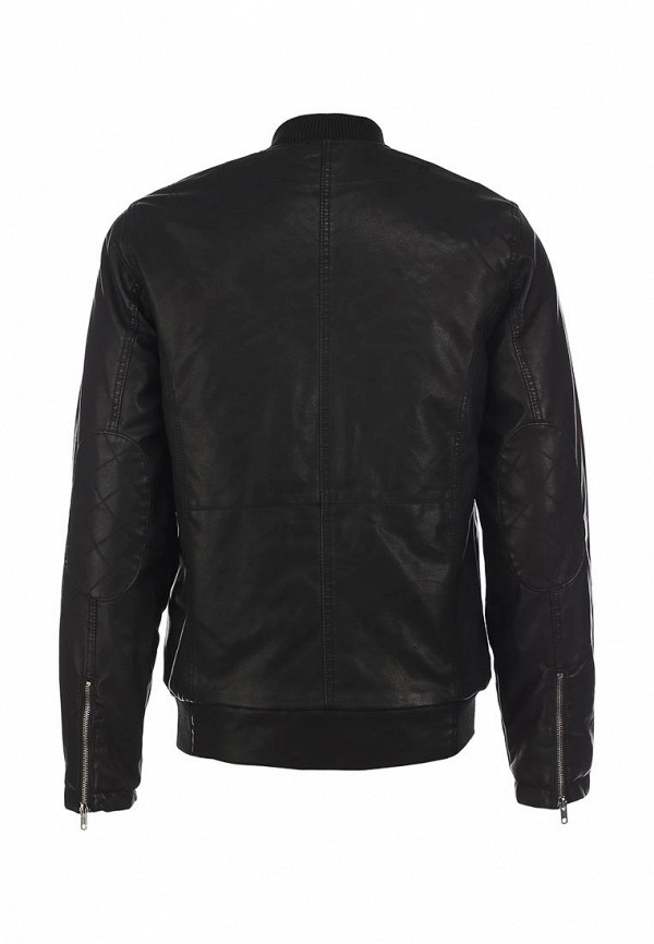 Кожаная куртка Blend (Бленд) 700241: изображение 2